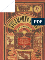 VanderMeer, Jeff - The Steampunk Bible