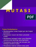 Bab 07 Mutasi