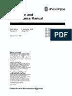 250-c20 Operation & Maintenance Manual