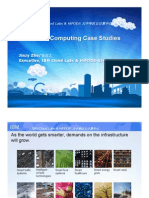 IBM Cloud Computing Case Studies