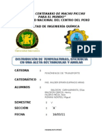 Informe 2011 de Aletas