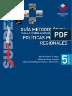 Formulacion de Politicas Publicas Ultimo