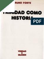 Trinidad Como Historia.