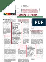 Entrevista SL Sazon Lopesa