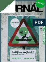DEN MELINY MERCOURI 22.6. – Zažij korzo jinak! Kultura, Plzeň, Červen 2013,