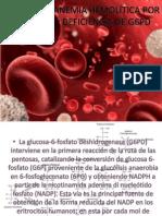 95007128 Anemia Hemolitica Por Deficiencia de g6pd