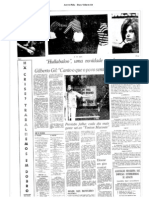 Acervo Folha - Busca 'Gilberto Gil'