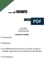 Le Droit de La Securite Sociale