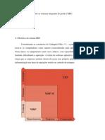Módulos disponíveis no ERP