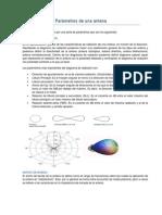 Parámetros de una antena
