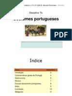 tic-  costumes portugueses reparado