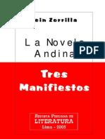 La novela andina