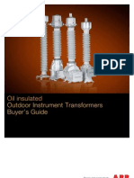 Buyers Guide Oil Insulated Outdoor Instrument Transformers Ed 7 En