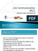Power Line Communication_Javier Bastidas