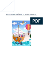 La comunicación en el juego infantil