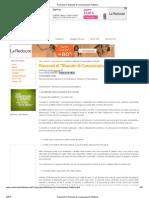 Riassunti Di _Manuale Di Comunicazione Pubblica