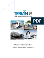 Terminus Fleet Management System - White Paper