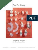 POMPOM Pattern PDF