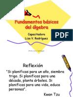 Fundamentos Basicos Algebra
