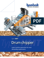 Hombak Drum Chipper