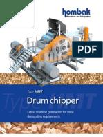 Hombak Drum Chipper