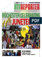 Minority Reporter Week of June 10 - 16, 2013