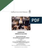 KUNST Symposium Voor Docenten VWO