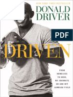 Driven by Donald Driver Excerpt