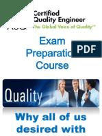 ASQ-Certified Quality Engineer