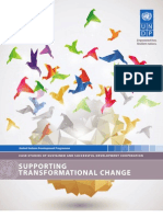 Supporting Transformational Change - November 2011