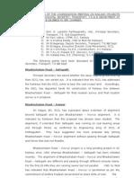 Railway Minutes Doc 1