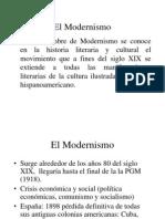 Modernismo-R.Darío