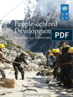 People-Centred Development - UNDP in Action Annual Report 2010/2011 - June 2011