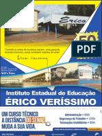 CADERNO ÉRICO VERÍSSIMO