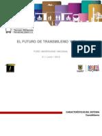 El futuro de TransMilenio y el SITP - Sandra Ángel (TM)