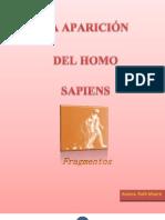 La AparICion Del Homo Sapiens