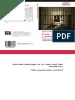 prisión reinserción Cunjama