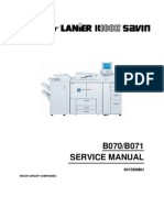 2105 Service Manual Ricoh