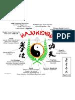 Kajukenbo Logo With Explanation