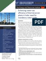 TERI Policy Brief Dec 2012