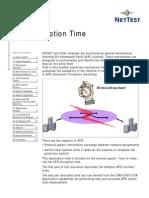 WhitePaper-Measuring APS Disruption Time