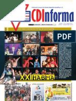 CDInforma, número 2606, 1 de tamuz de 5773, México D.F. a 9 de junio de 2013