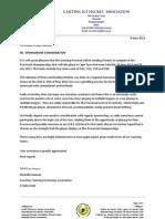 General Sponsorship GIHA IP 2013