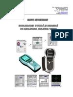 Manual Echilibrare Fieldpaq-Impaq