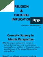 PLASTIC SURGERY IN ISLAM