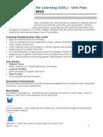 Shaw UDL-Unit Plan Draft