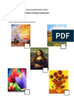 Fatima's Formative Assessment