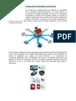 Automatización De sistemas eléctricos