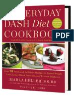 The Everyday Dash Diet Cookbook (EXCERPT)