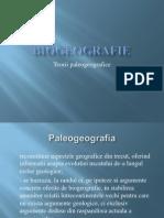 teoriile paleogeografice